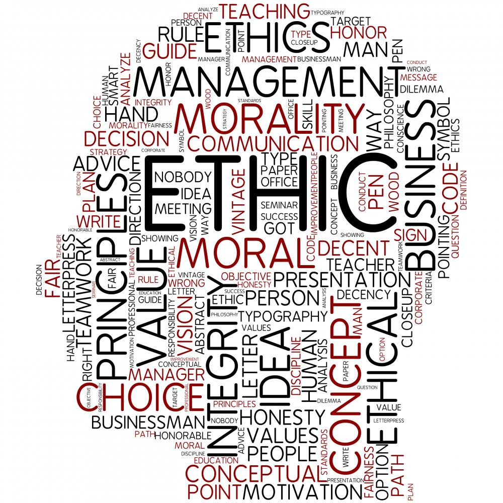 Ethics in the news essay